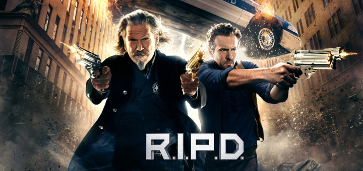 R.I.P.D THE GAME