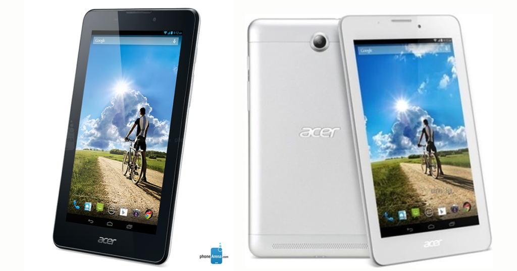 New Acer Iconia Tab A1-713