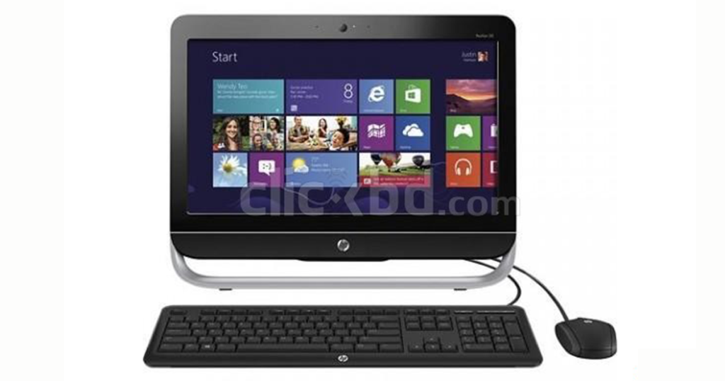 New HP Pavilion 20-2222x (i3) (AIO)